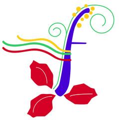 F Flower