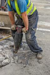 Holes machine operator laborer 3
