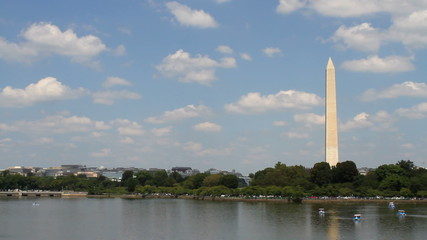 Washington Monument Skyline