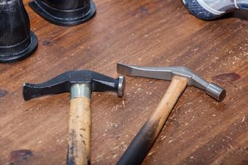 marteaux de cordonnier
