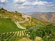 Beautiful rural landscape in the Douro region, Portugal