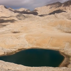 Dağ Gölü Aladağlar
