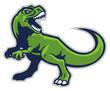 trex mascot - 70330328