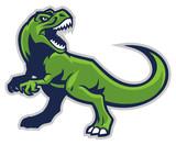 trex mascot