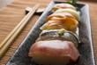 寿司 クローズアップ イメージ