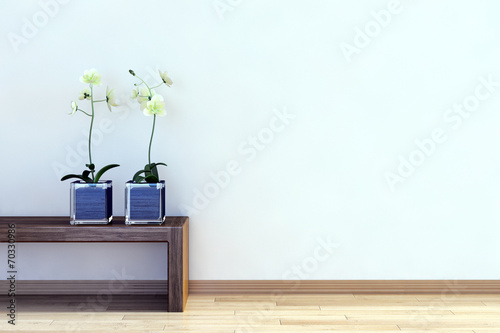canvas print picture Living room