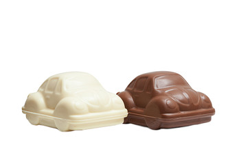 Souvenir for motorist - chocolate machines