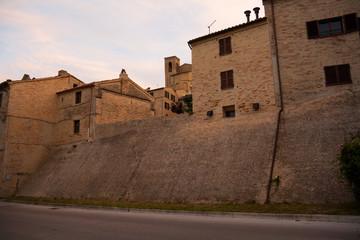 Montelupone, Marche, Italia