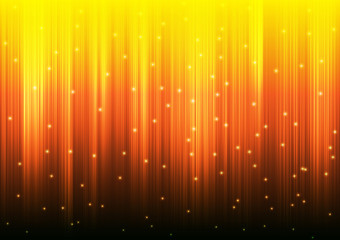 Abstract light ray background