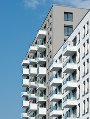 Gebäude Fassade 5
