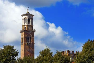 Lamberti Tower - Verona Italy