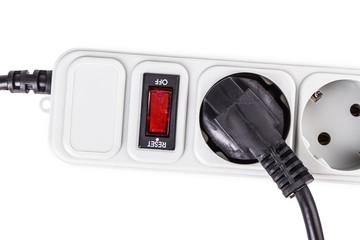 surge protector plug