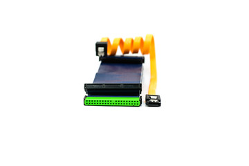 Sata cable and ide cable