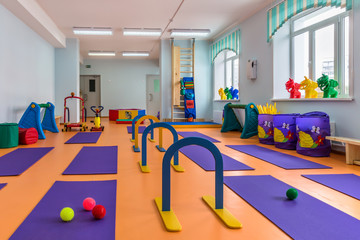 gym for children