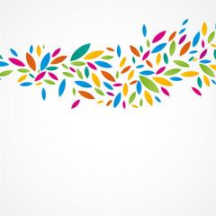 fond abstrait-carte-bannière