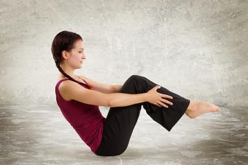 Fitness Bauchkräftigung