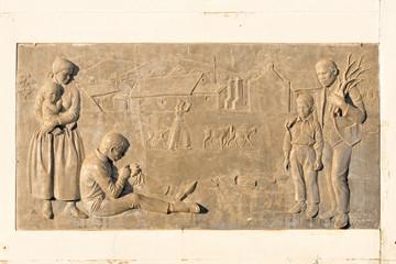 Commemorativeplaque, Alte Feste, Windhoek