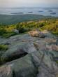 Leinwanddruck Bild - Maine Cadillac Mountain 4