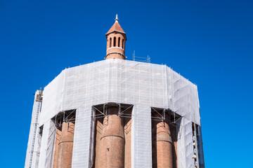Travaux de rénovation Cathédrale d'Albi