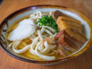 Okinawa noodle