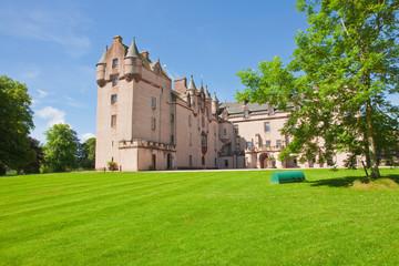 Fyvie Castle -Aberdeenshire- Scotland