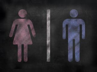 Blackboard or Chalkboard Gender image