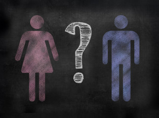 Blackboard or Chalkboard Gender image