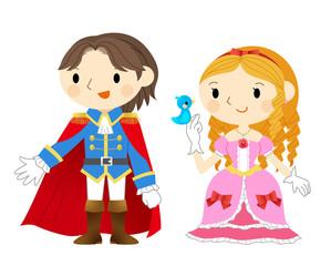 王子と姫様
