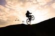 bisikletle dağlarda gezmek