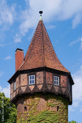canvas print picture Hannover - Döhrener Turm