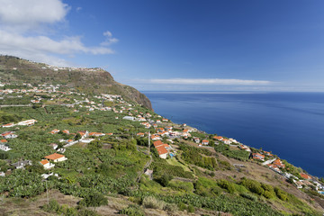 Südküste der Insel Madeira, Portugal