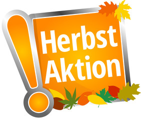 Herbst Aktion