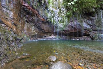 Natürlicher Pool, Madeira, Portugal