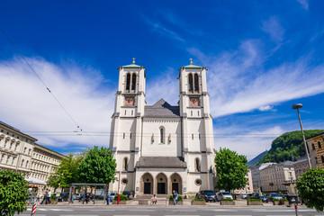 オーストリア ザルツブルク セント・アンドリュー教会 Saint Andrew Church