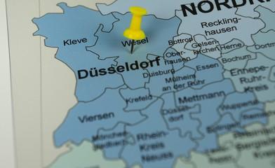 Regierungsbezirk Düsseldorf