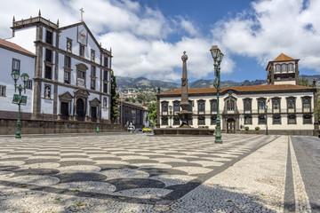 Historisches Rathaus in Funchal, Madeira