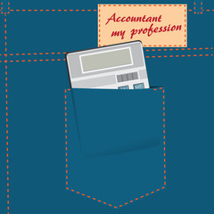 Accountant my profession