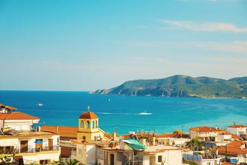 Mediterranean town