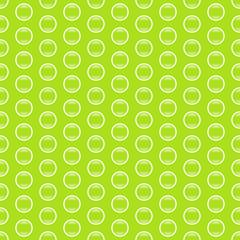 Hellgrünes, glänzendes Pünktchenmuster nahtlos wiederholbar