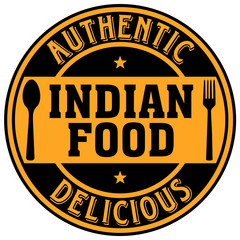 indian food label