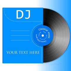 Design Vinyl Record