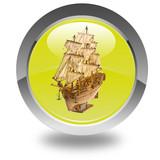 maquette du Bounty sur bouton poster