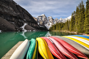 Canoes in Canada