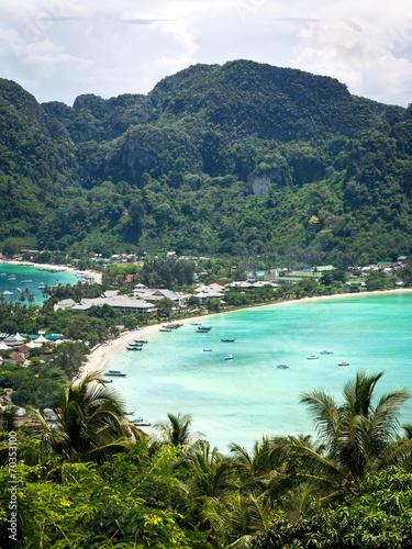Leinwanddruck Bild Ko Phi Phi Island, Thailand