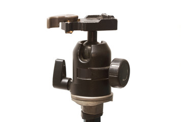 Camera tripod ball head