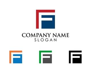 Square Logo F