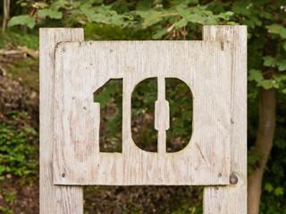 Hausnummer 10 - selbstgesägt
