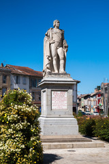 Statue Jean Joseph Ange d'Hautpoul