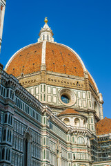 Cattedrale di Santa Maria del Fiore, cupola Duomo di Firenze