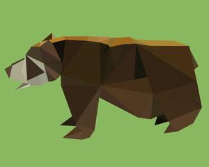 Triangular bear